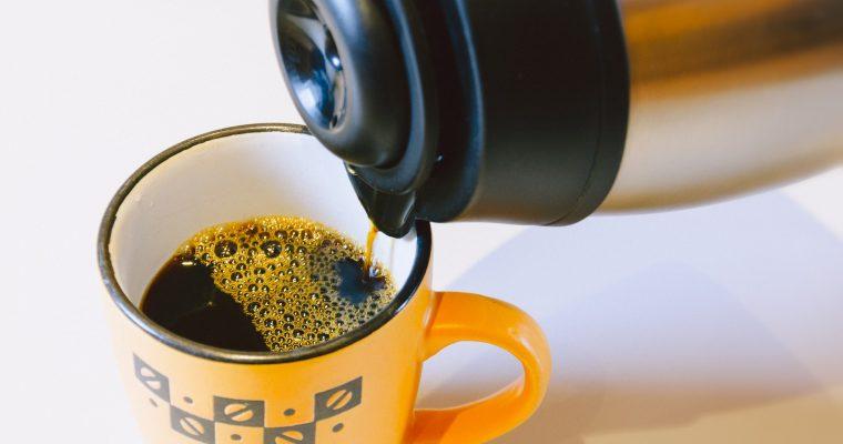 Kaffeekanne / Teekanne reinigen und säubern